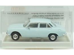 BREKINA-Nr29102-Peugeot-504-wei%C3%9Fblau-OVP