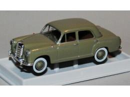 187-Brekina-23063-Mercedes-Benz-190-Limousine-Khak