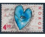 2000 Postfrisk og Stemplet