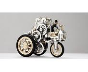 Stirling-motorer med produksjonsfeil
