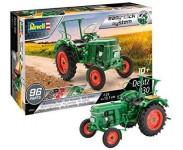 Traktor - Veiredskap
